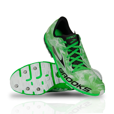 Brooks Mach 15 Men's XC Spikes
