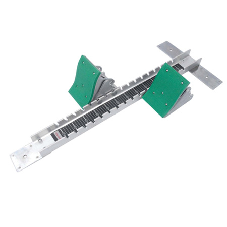 Accelerator Starting Block