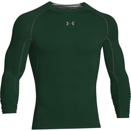 UA Heatgear Armour L/S Compression Shirt