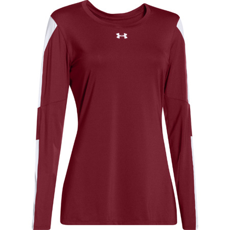 UA Block Party L/S Girls Jersey