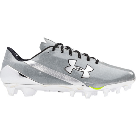 UA Spotlight LE Football Cleats