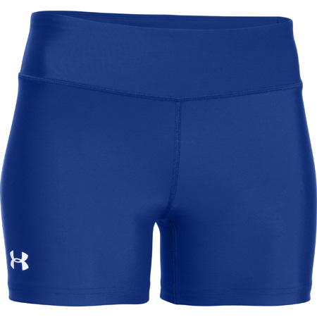 Under Armour On The Court Girls 4 Short