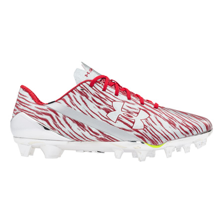 UA Spotlight Football Cleats