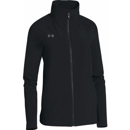 UA Squad Woven Women's Warm-Up Jacket