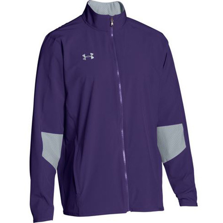 UA Squad Woven Youth Jacket