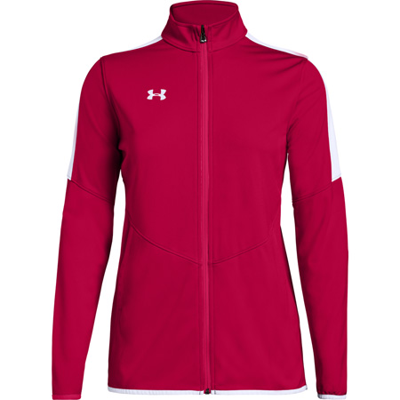 UA Rival Knit Women's Warm-Up Jacket