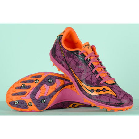 Saucony Shay XC4 Women's Spikes