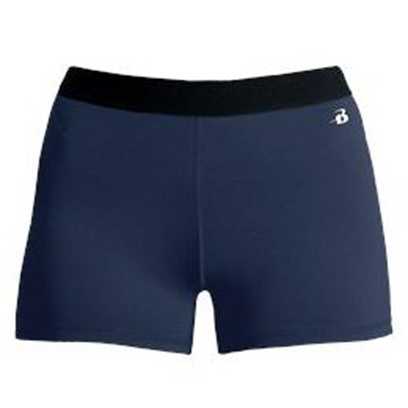 Badger Girls Pro-Compression Short