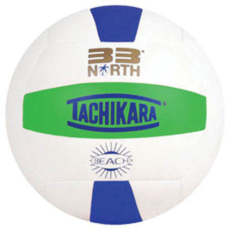 33 North Bright Composite Beach V Ball
