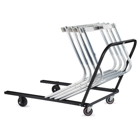 Gill Hurdle Cart for 35 Lane Hurdles
