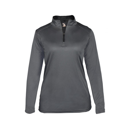 Badger B-Core Ladies 1/4 Zip