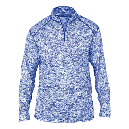 Badger Blend Men's 1/4 Zip