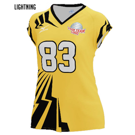 Mizuno Cap Sleeve Sublimation Jersey