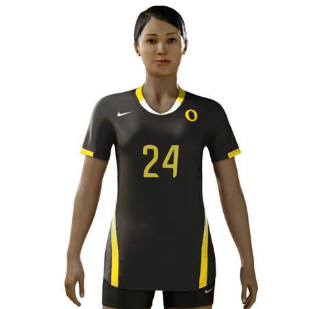 Nike Ace S/S Digital VB Game Jersey