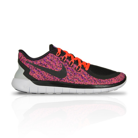 Nike Free 5.0 Print Women's Shoes