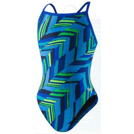Speedo Angles Free Back Women's Swimsuit