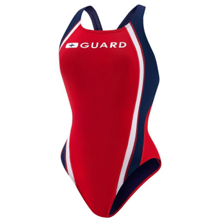 Speedo Guard Quark Splice Pulse Back