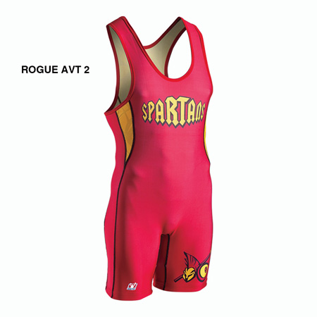 Brute Custom Solid Sublimated Singlet