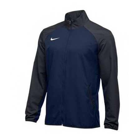 Nike Team Woven Jacket Colors. Black / Black; Anthracite ...