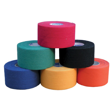 Colored Athletic Trainer's Tape