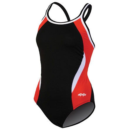 Dolfin Splice Female DBX back