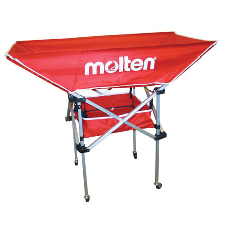 Molten Tall Ball Cart (Red)