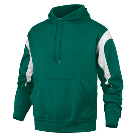 BAW Color Panel Hooded Sweatshirt