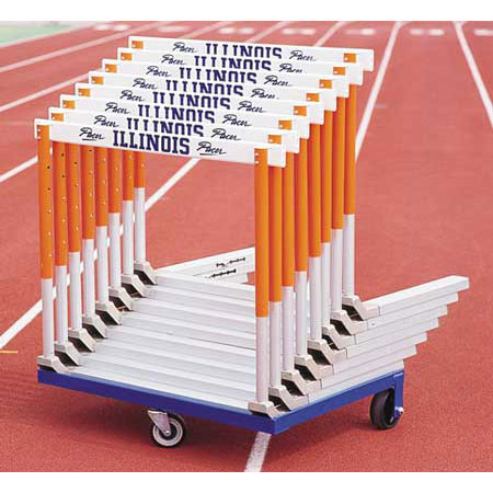 Gill Flight Hurdle Cart (47)