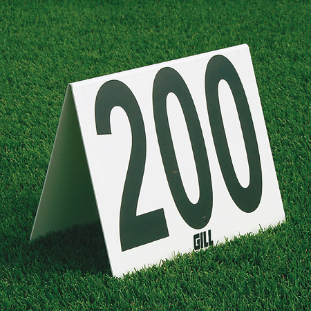 Gill Scholastic Distance Marker - 200'