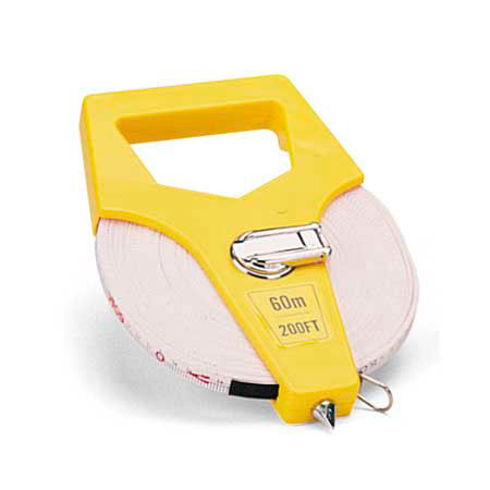 Gill 200'/60m Fiberglass Measuring Tape