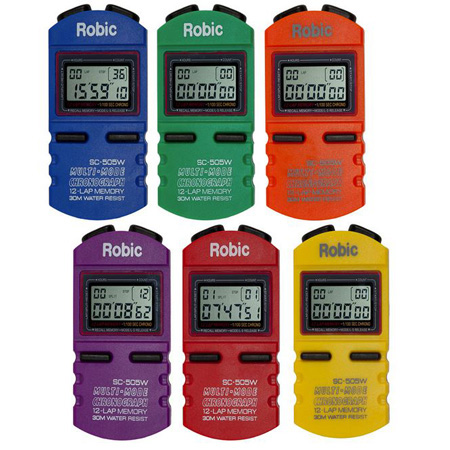 Robic SC505 Stopwatch Value Pack