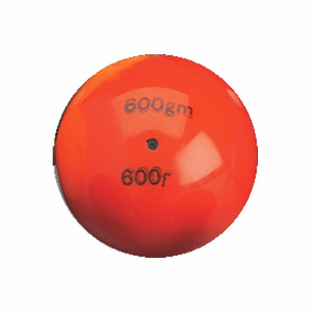 Gill 600g Indoor Throwing Ball