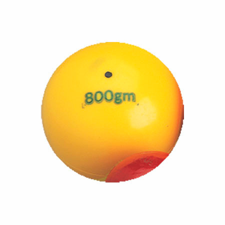 Gill 800g Indoor Throwing Ball