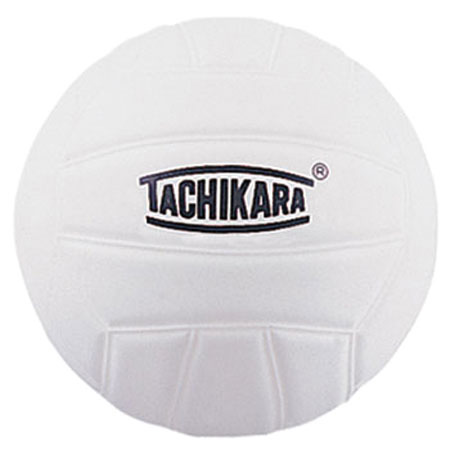 Tachikara WHITE 4 Promo Volleyball