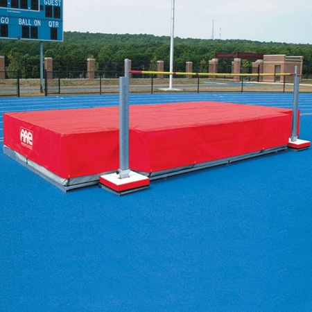 AAE High Jump Pit + 2 Top Pad (12'X24')