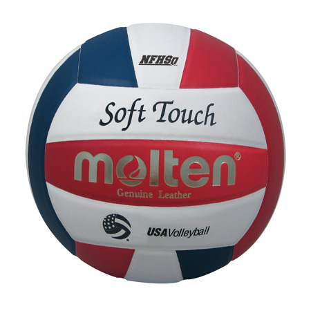 Molten Soft Touch w/ NFHS Stamp