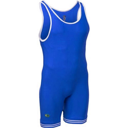 The Collegiate Wrestling Singlet