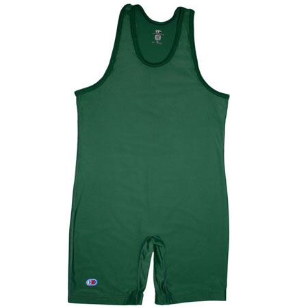 Cliff Keen Relentless Wrestling Singlet