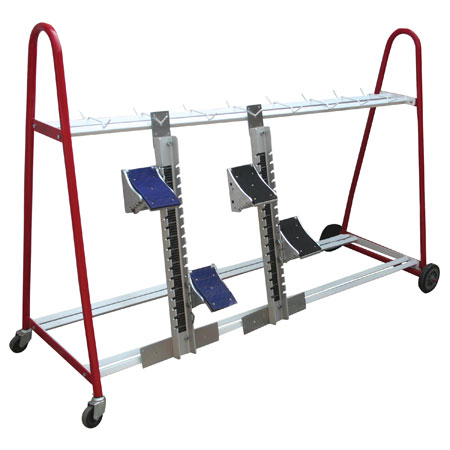 FTTF Starting Block Cart