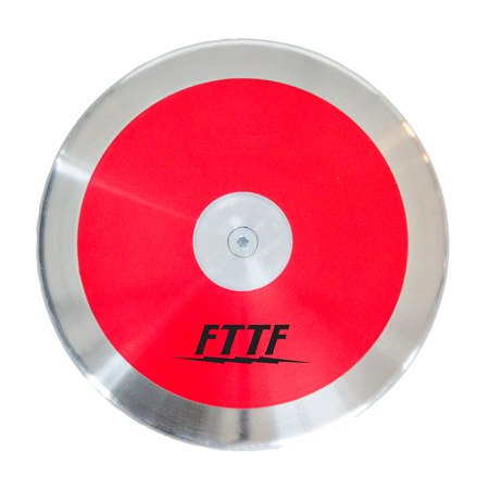 FTTF Red Discus 2K