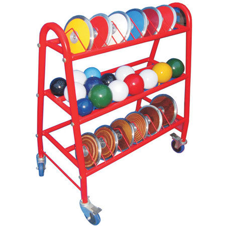 Discus and Shot Carry Cart