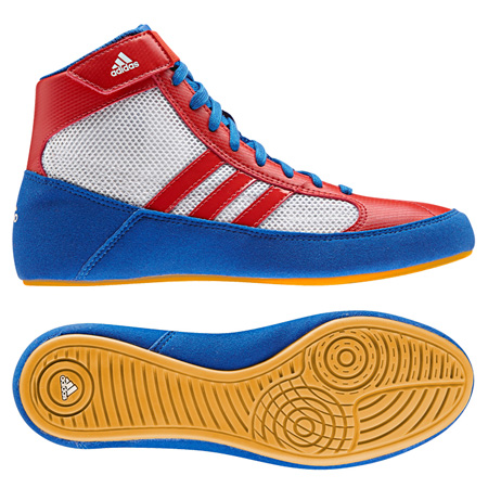 Adidas HVC Youth Laced Wrestling Shoe