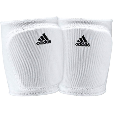 adidas 5 Kneepads White/Black