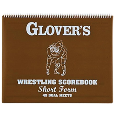 Glover's Wrestling Score Book