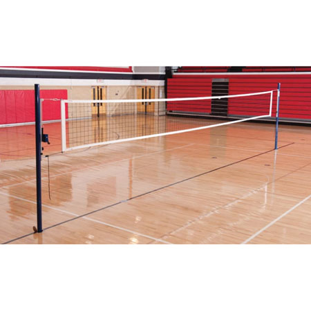 One-Court Slide Multi-Sport System