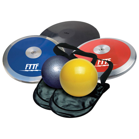 FTTF Girls Basic Throw Pack