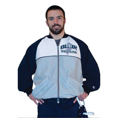 CK Custom Team Sublimated Warm-Up Jacket