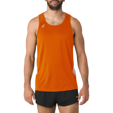 singlets for men asics