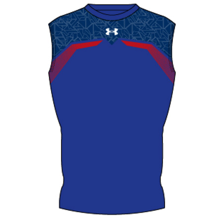 UA Armourfuse Men's Compression Singlet