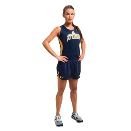 UA Armourfuse Women's Track Short